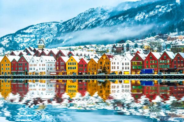 Bergen Stadt