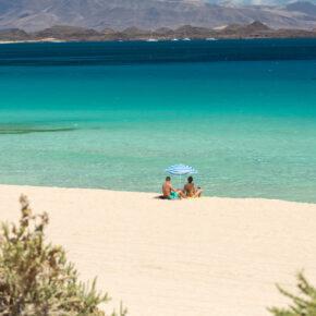 Frühbucher Kanaren: 7 Tage im 4* All Inclusive Hotel auf Fuerteventura mit Flug, Transfer & Zug nur 479€