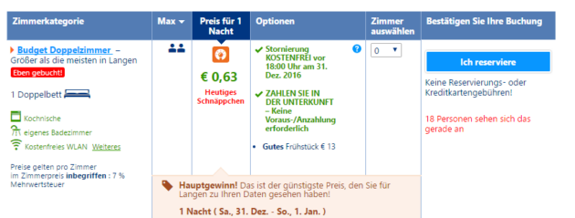 Error Fare Frankfurt