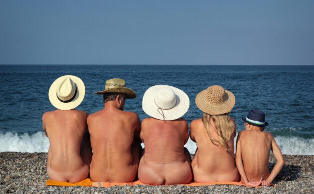 nudisten familie die schönsten schwänze
