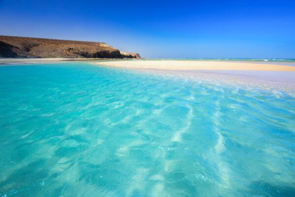Fuerteventura Strand Meer