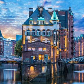 Städtetrip: 2 Tage im zentralen TOP 4.5* Hotel in Hamburg nur 35€