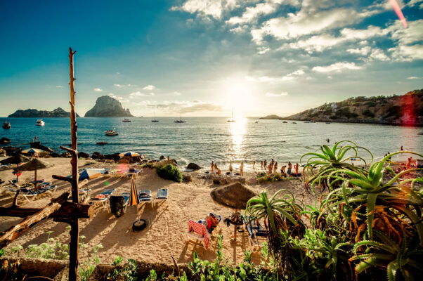 Ibiza Sonnenuntergang