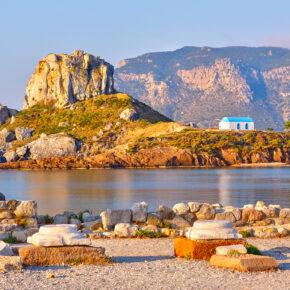 Single Deal: 5 Tage auf der Insel Kos im TOP 4* Hotel mit All Inclusive, Flug, Transfer & Zug nur 449€