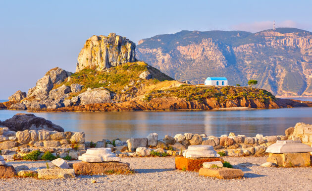 Insel Kastri Kos