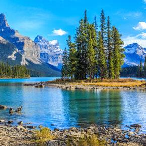 Kanada Fly & Drive: 15 Tage inkl. Geländewagen & Flug für 484€