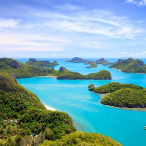 Ab nach Thailand: 20 Tage Koh Samui mit Strandunterkunft & Flug nur 509€