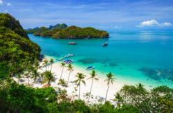 Strandurlaub auf Koh Samui: 14 Tage im 3* Hotel mit Infinity-Pool & Flug inkl. Gepäck nur 593€