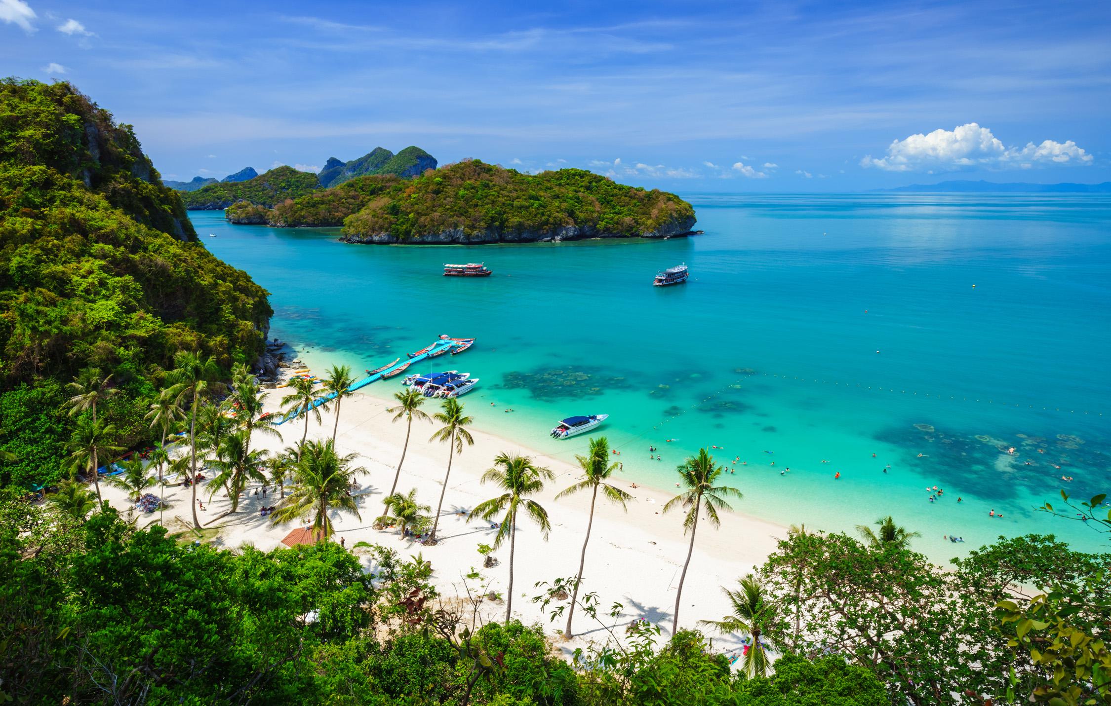 Koh Samui Schnäppchen Jetzt Günstig Thailand Erkunden
