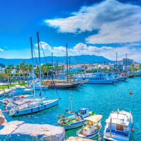 Frühbucher Griechenland: 7 Tage All Inclusive auf Kos im TOP 3* Hotel inkl. Flug, Transfer & Zug nur 409€