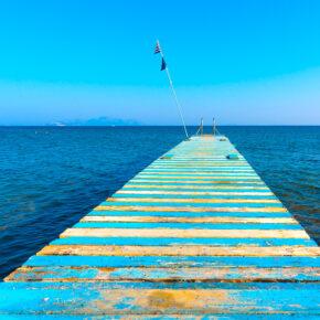 Pfingstferien auf Kos: 7 Tage auf der griechischen Insel im Hotel mit Frühstück, Flug, Transfer und Zug nur 336€