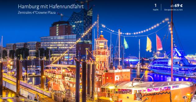 Kurztrip Hamburg