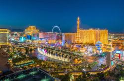 Las Vegas Schnäppchen: 8 Tage im 3.5* STRAT Hotel mit Flug nur 481€