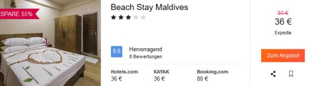 24 Tage Malediven