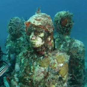 Das Unterwassermuseum MUSA in Mexiko