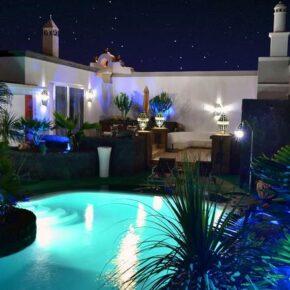 Stilvoll Urlaub in der eigenen Ferienvilla auf Lanzarote für 243€