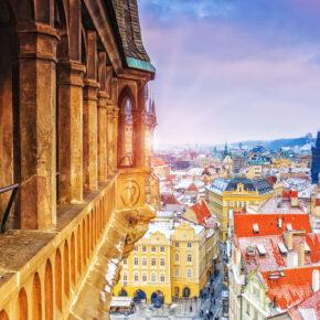 Wochenende in Prag: 2 Tage in TOP Unterkunft mit Pool & Sauna nur 11€ (auch für Alleinreisende)