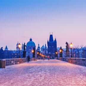 Fürs Wochenende nach Prag: 2 Tage im zentralen 4* Hotel inkl. Frühstück nur 20€