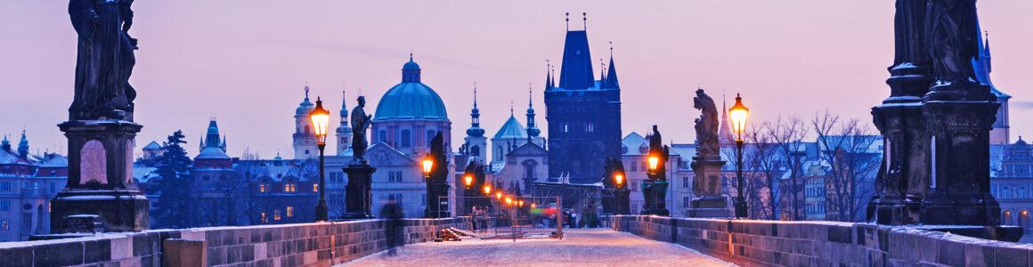 2 Tage Prag im zentralen 4* Hotel inkl. Frühstück nur 11€