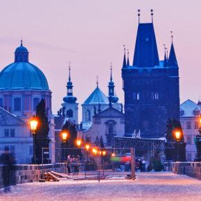 Städtetrip: 2 Tage Prag im 4* Design-Hotel inkl. Frühstück & Extras für 49 €