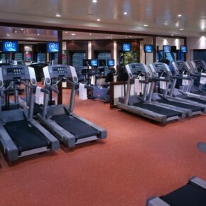 Queen Mary 2 Fitness