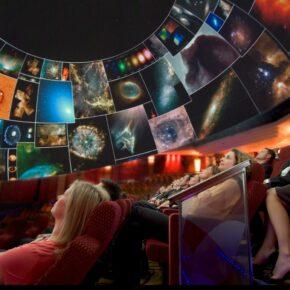 Queen Mary 2 Planetarium