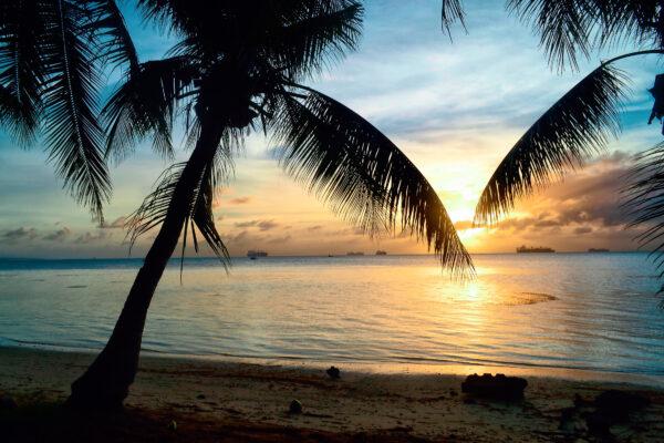 Saipan Südsee