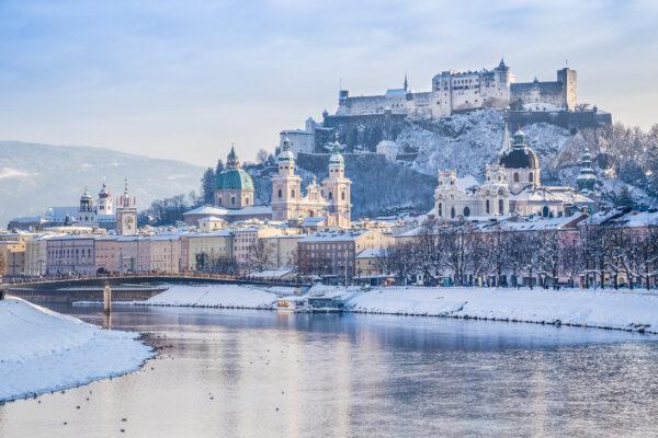 Salzburg Tipps Winter Ausblick