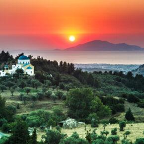 Ab nach Griechenland: 6 Tage Kos im TOP 5* Hotel mit Halbpension & Flug nur 421€