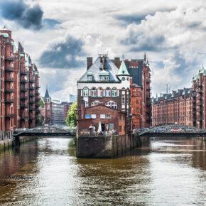 Kurztrip am Wochenende: 2 Tage Hamburg mit zentralem 4* Hotel & Frühstück ab 44€