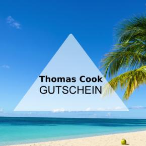 Thomas Cook Gutschein: 50€ auf Pauschalreisen sparen
