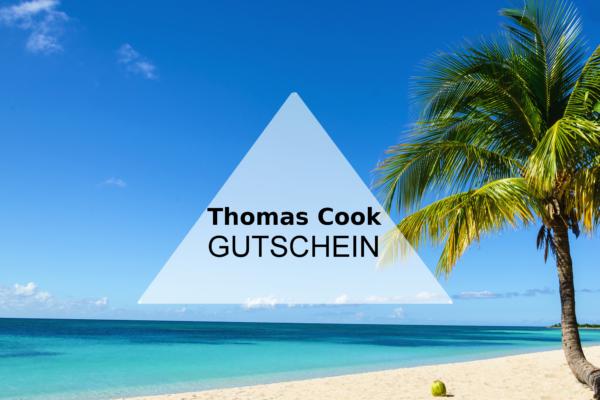 Thomas Cook Gutschein