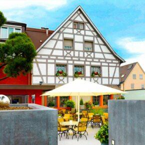 Wellnessauszeit am Bodensee im 4* Hotel mit Frühstück & Gutschein ab 139€