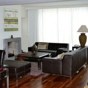 Ferienvilla Lanzarote Wohnzimmer