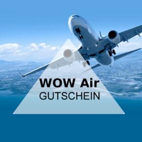 40% WOW Air Gutschein - so spart Ihr bares Geld
