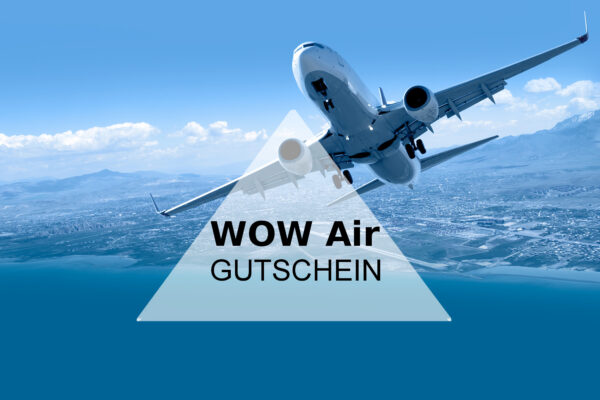 WOW Air Gutschein