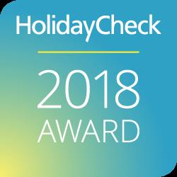 HolidayCheck Awards 2018: Die besten Hotels der Welt