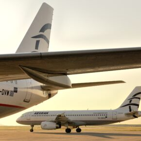 Aegean Airlines Gepäck: Bestimmungen & Gebühren in Economy Class GoLight, Flex, Business