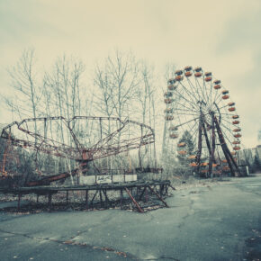 Lost places: Verlassene Orte weltweit