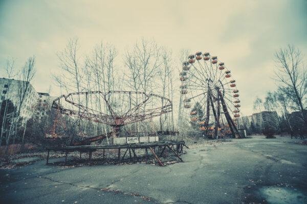 Verlassene Orte Freizeitpark