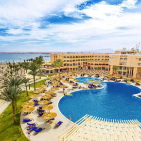 Single-Deal: 7 Tage Ägypten All Inclusive im 4*AWARD Hotel Albatros Beach nur 373€