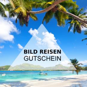 Bild Reisen Gutschein: 100 € Rabatt auf alle Angebote