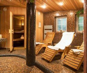 Chalet Olympia Sauna