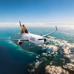 Condor Sale: Kurzstrecke ab 49€, Langstrecke ab 209€ inkl. Gepäck