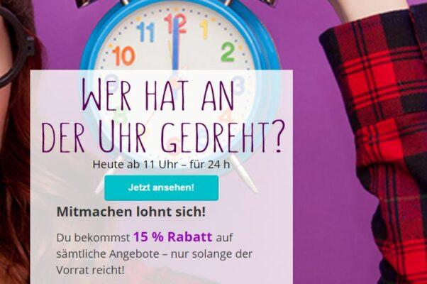 DailyDeal Gutschein Aktion