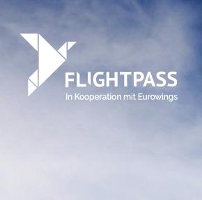 Eurowings Zehnerkarte: Sichert Euch die ersten Karten mit Flightpass!