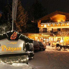 Hotel Prägant Winter