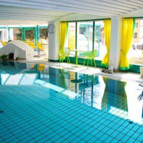 Hotel Prägant Pool