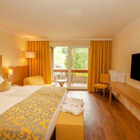 Hotel Prägant Zimmer