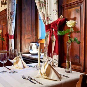 Hotel Weisses Lamm Restaurant